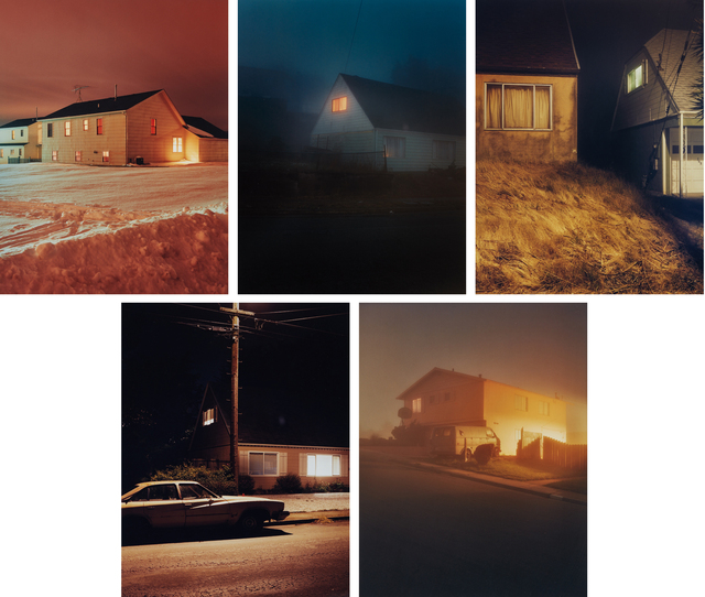 Todd Hido, 'Selected Images from House Hunting', 1997-2000, Photography, Twenty-six chromogenic prints, Phillips