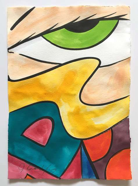 , 'Untitled 30,' 2018, JoAnne Artman Gallery