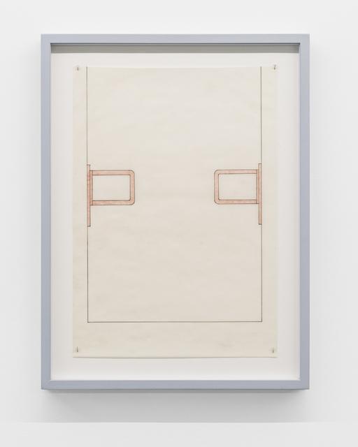 """Veit Stratmann, '""""Sans titre (pour le module 2)""""', 2017, VALENTIN"""