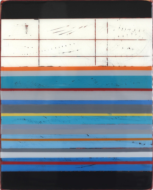 , 'Blue Sunrise 2,' 2018, Artspace Warehouse