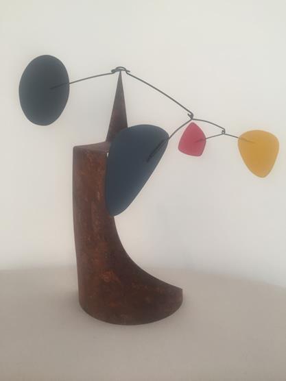 ABRAHAM BENZADÓN, 'Life-trees', Galería Marita Segovia