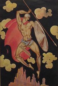 , 'Guerreiro,' ca. 1920, Dan Galeria