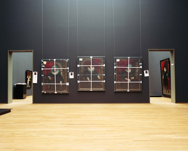 , 'Rijksmuseum #20,' November 2012, Robert Mann Gallery