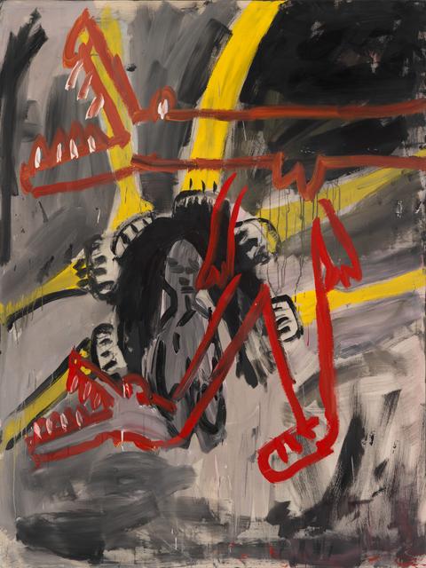 , 'Aus Schuhen werden Krokodile,' 1981, Galerie Andrea Caratsch