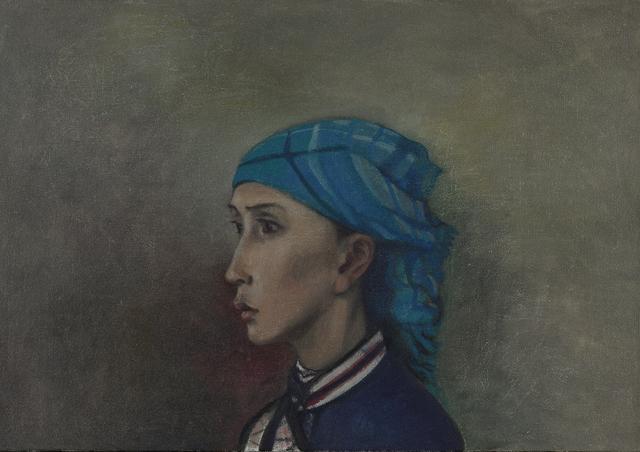 , 'Sketch in Guishan, Portrait of Li Jia,' 2015, Tang Contemporary Art