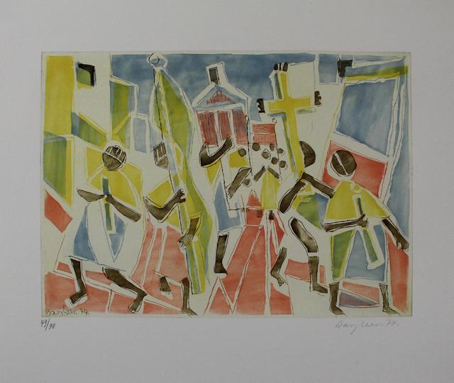 , 'Corpus Domini,' 1974, Sylvan Cole Gallery