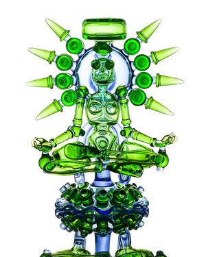 , 'Green Crystal,' 2016, Gregorio Escalante Gallery