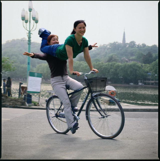, 'Cycle Aerobics (level 2)-2(8pcs) 自行车保健操Ⅱ-2(共8件),' 2005, PHOTOFAIRS | Insights
