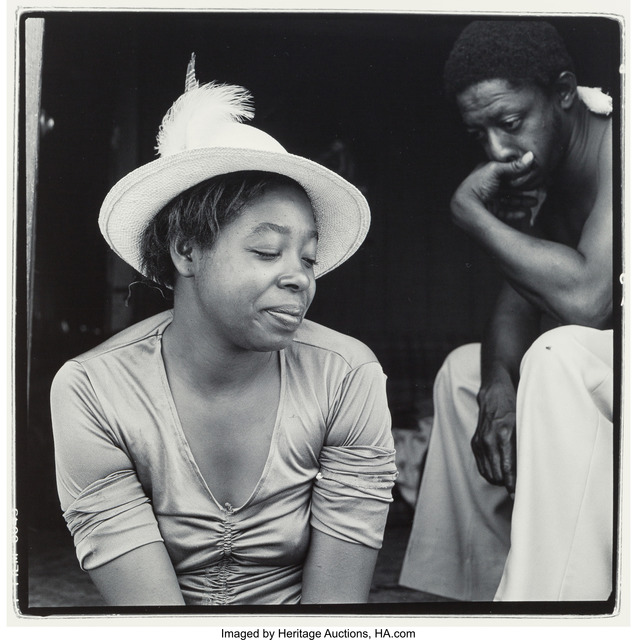 Birney Imes, 'Joyce at Sugarhill, Crawford, Mississippi', 1982, Photography, Gelatin silver, Heritage Auctions