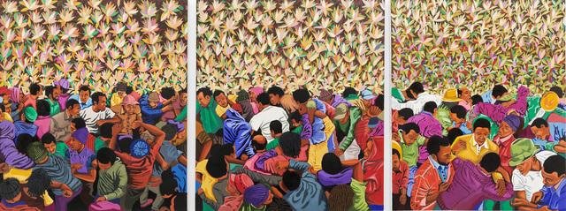 , 'Mwanawehvu (Son of the Soil),' 2019, Gallery MOMO