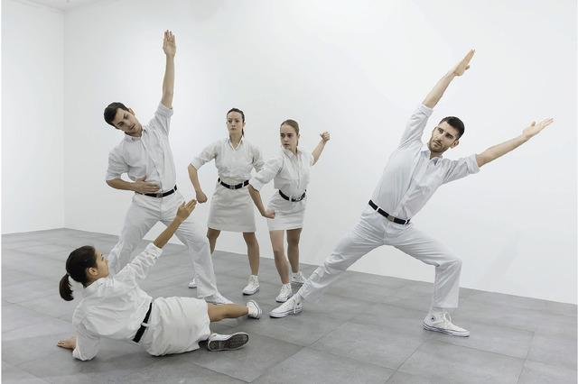 , 'Choreography for a Collection,' 2018, Vistamare/Vistamarestudio