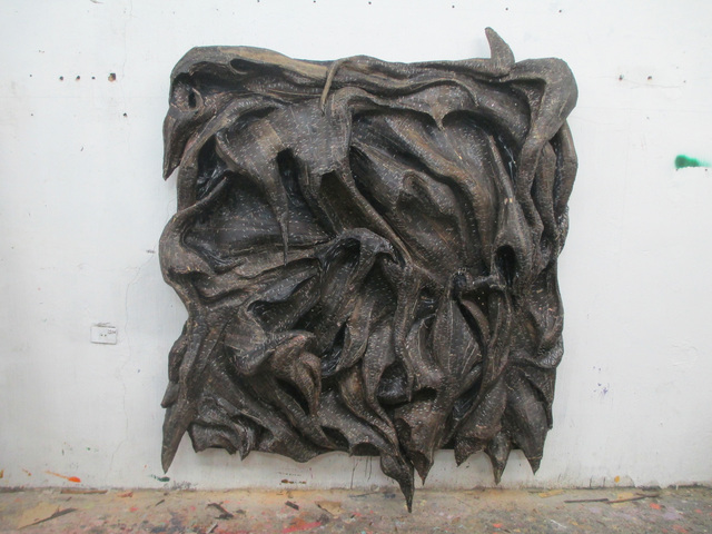 , 'Xilemplasto 8,' 2015, Galeria Millan