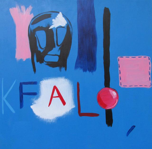 , 'KFAL,' 2017, Ro2 Art