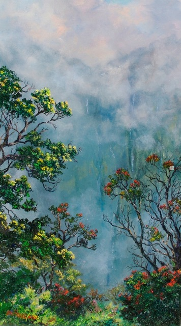 , 'Hamakua Coast, Hawaii,' 2018, Tiffany's Art Agency