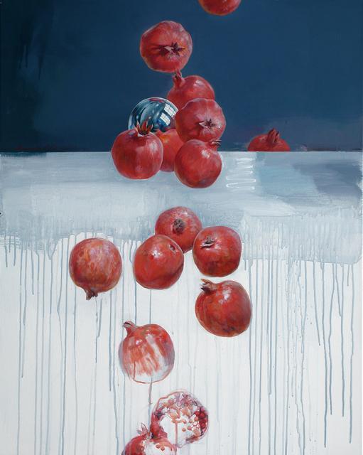 , 'Inszenierung,' 2014, Galerie AM PARK