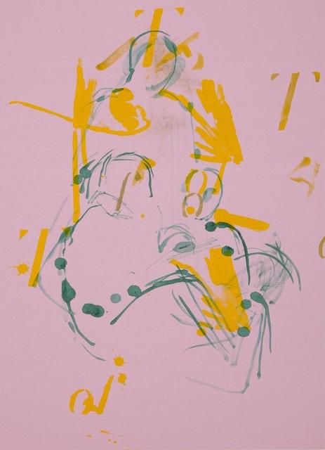 , 'Nape,' 2015, Eleni Koroneou