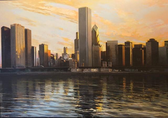 Santana, 'Chicago', 1995, Gallery Victor Armendariz