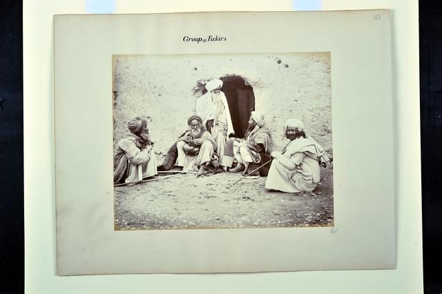 , 'Group of Fakirs,' 1880-1881, Musée national des arts asiatiques - Guimet