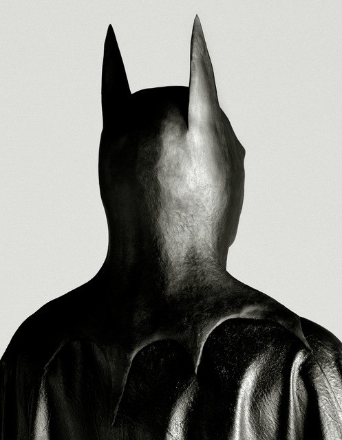 , 'Batman (Back),' 1988, CAMERA WORK