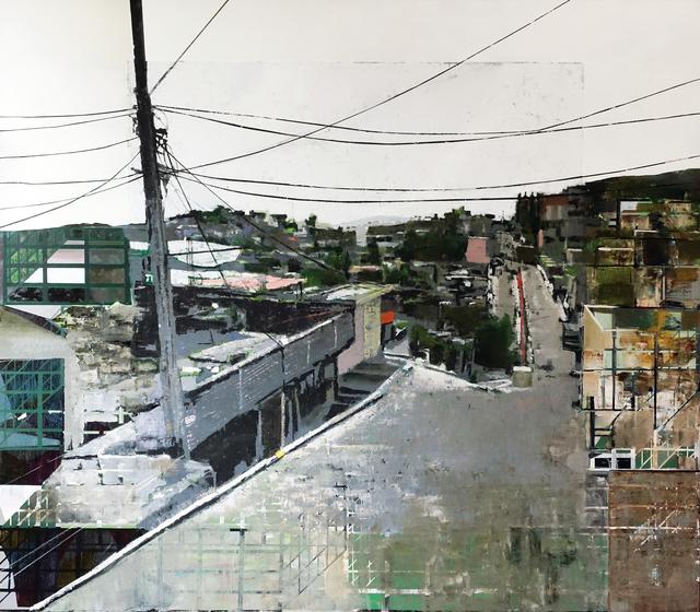 , 'La calle incierta,' 2019, Galería Casa Lamm