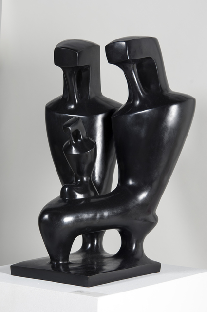 , 'The Family,' 1989, Durban Segnini Gallery