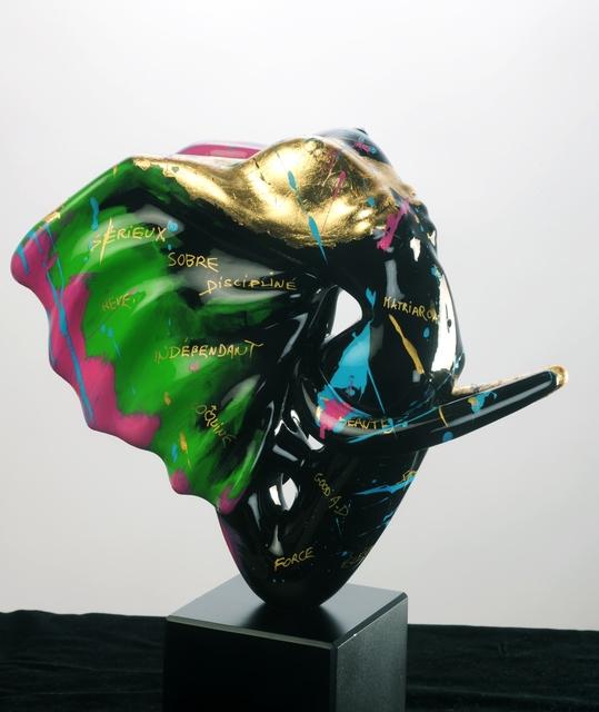 , 'Éléphantasme Pop,' 2017, Samhart Gallery