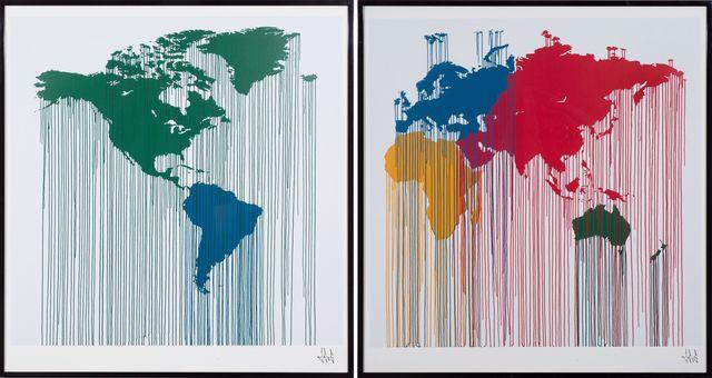 , 'Global Liquidation,' 2015, Taglialatella Galleries