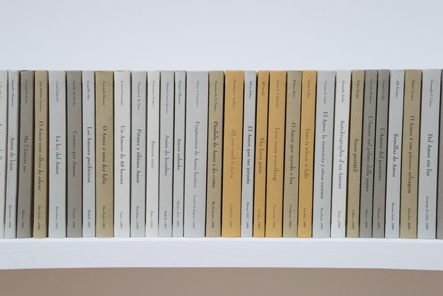 , 'Love Stories II,' 2007, MASS MoCA