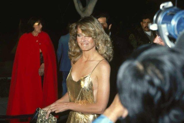 Robert Cumming, 'Farrah Fawcett, Academy Awards, 1978', 1978/2013, Janet Borden, Inc.