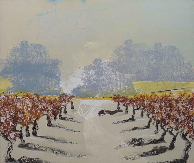 , 'Genissac,' 2017, Caldwell Snyder Gallery