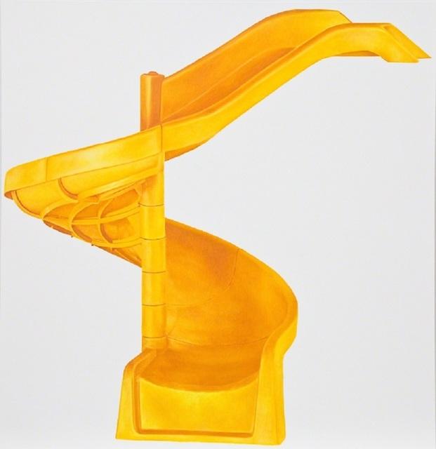 Louis Eisner, 'Yellow Helter Skelter', 2013, Alon Zakaim Fine Art