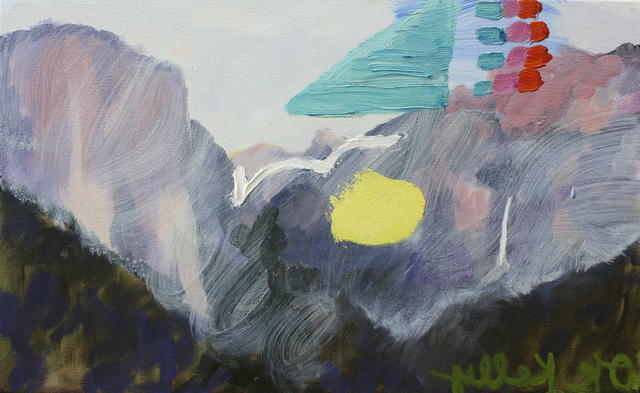 , 'Valley View (turn to me),' 2014, G. Gibson Gallery