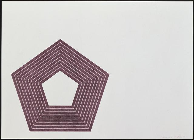 , 'Charlotte Tokayer,' 1972, Bernard Jacobson Gallery