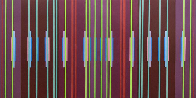 , 'Fugue # 2,' 2017, Oeno Gallery