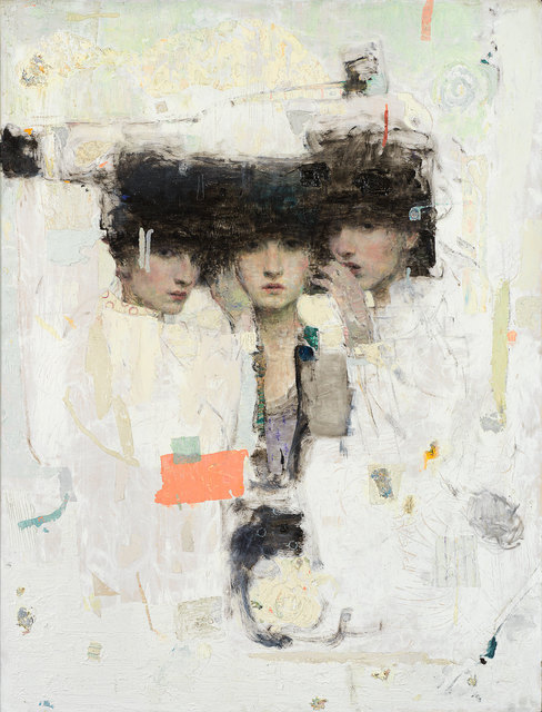 Ron Hicks, 'Conscious Conscience', 2019, Painting, Oil, Vail International Gallery