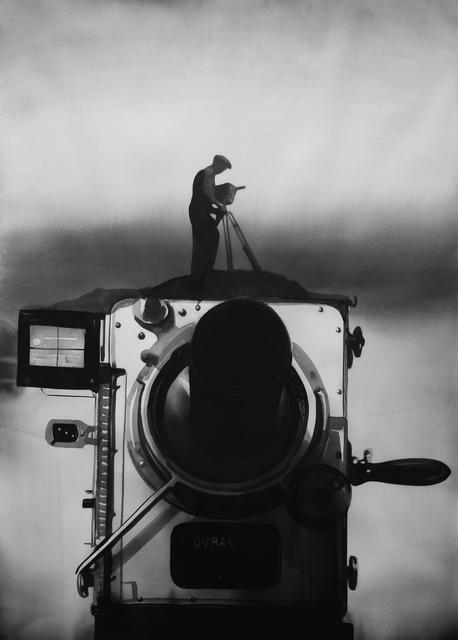 , 'The Men with the Movie Camera (1929),' 2016, PRISKA PASQUER
