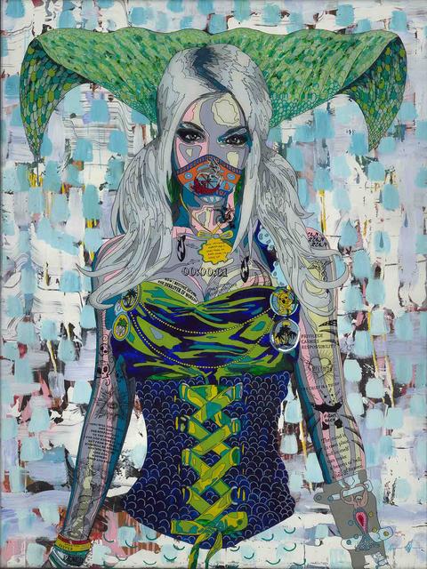 , 'Timekeeper 67 - Mermaid,' 2017, Art Supermarket