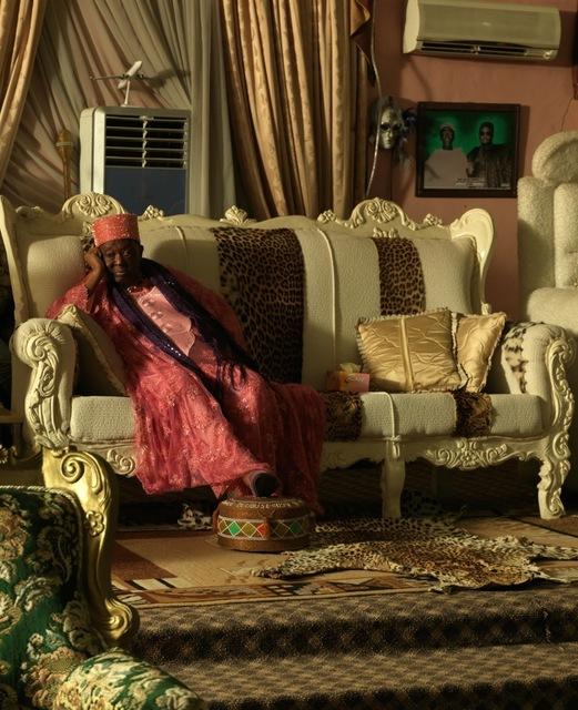 , 'HRM Alayeluwa Oba Okunade Sijuwade,  The Ooni of Ife ,' 2012, Newark Museum