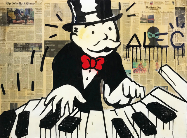Alec Monopoly, 'PIANO MONOPOLY', 2013, Gallery Art