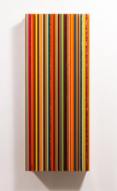 , 'Farbfries,' 2007, JanKossen Contemporary