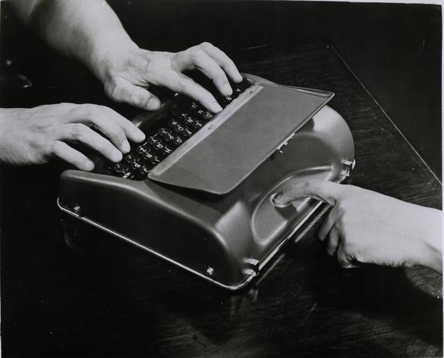 'Tellatouch Communicator', July 1954, Cooper Hewitt, Smithsonian Design Museum
