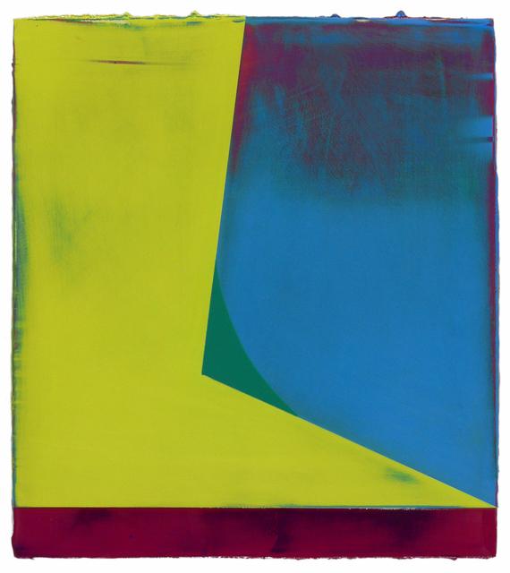 Kellyann Burns, '9:03 PM 3/16/17', 2017, McKenzie Fine Art