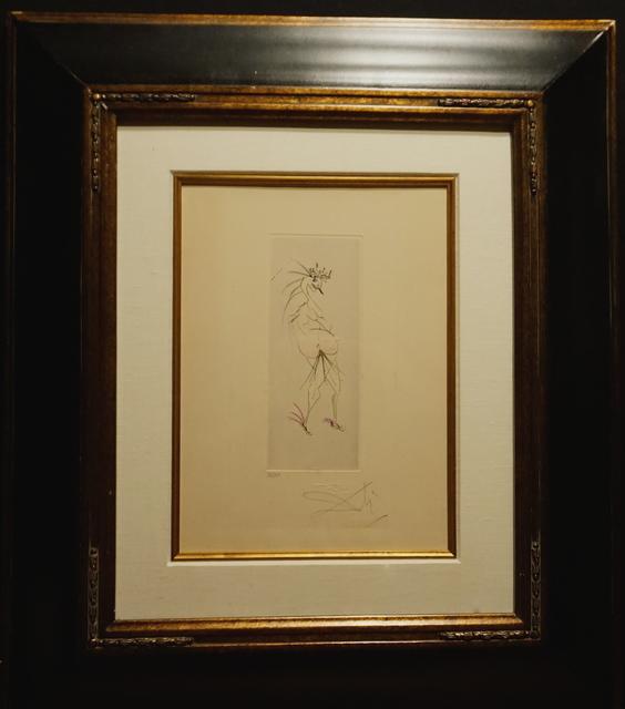 Salvador Dalí, 'Faust Vignettes Grotesque', 1969, Fine Art Acquisitions