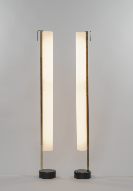 , 'Pair of floor lamps G54,' 1959, Galerie Pascal Cuisinier