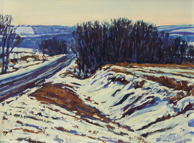 , 'Bright Winter Day (#3-17),' , Wallace Galleries