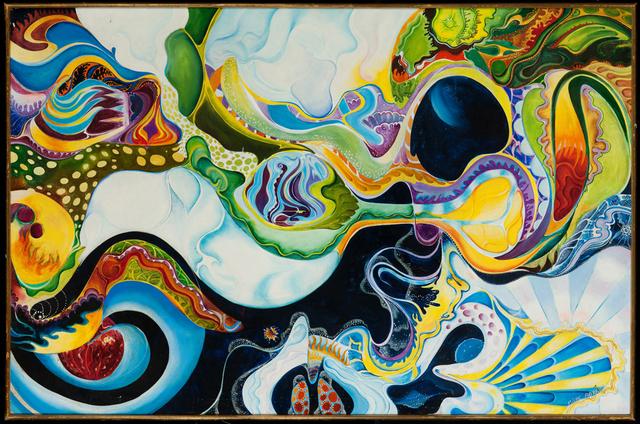 , 'Cosmoerotico,' 1969, Carl Solway Gallery