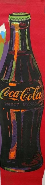 Steve Kaufman, 'Coke Bottle', 2001-2007, Marcel Katz Art