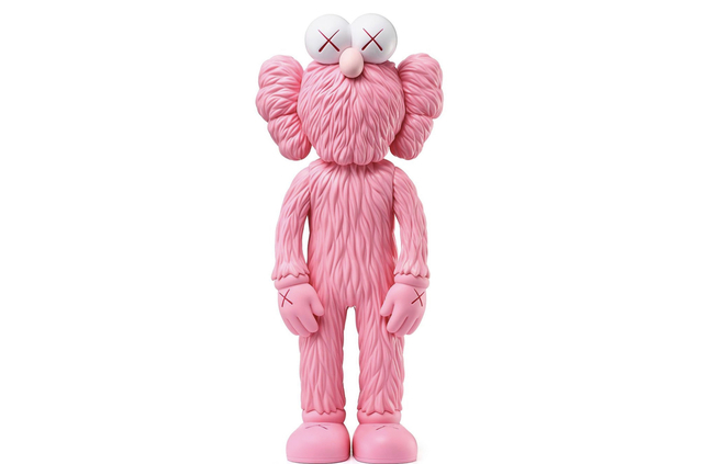 KAWS, 'BFF (Pink)', 2017, Curator Style