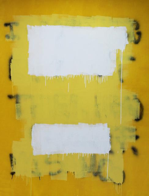 , 'Zhovtyy,' 2015, V1 Gallery