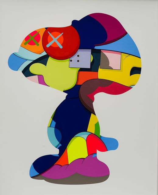 KAWS, 'No One's Home, Stay Steady, The Things that Comfort', 2015, DIGARD AUCTION
